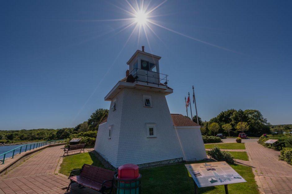 nova scotia road trip lighthouse route