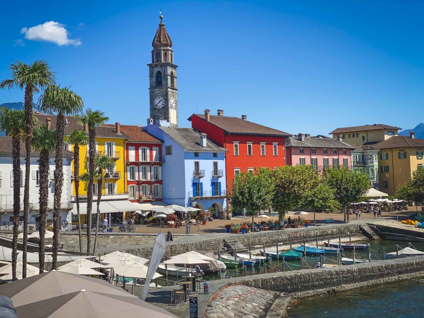 Things to do in Lugano and Ticino Switzerland