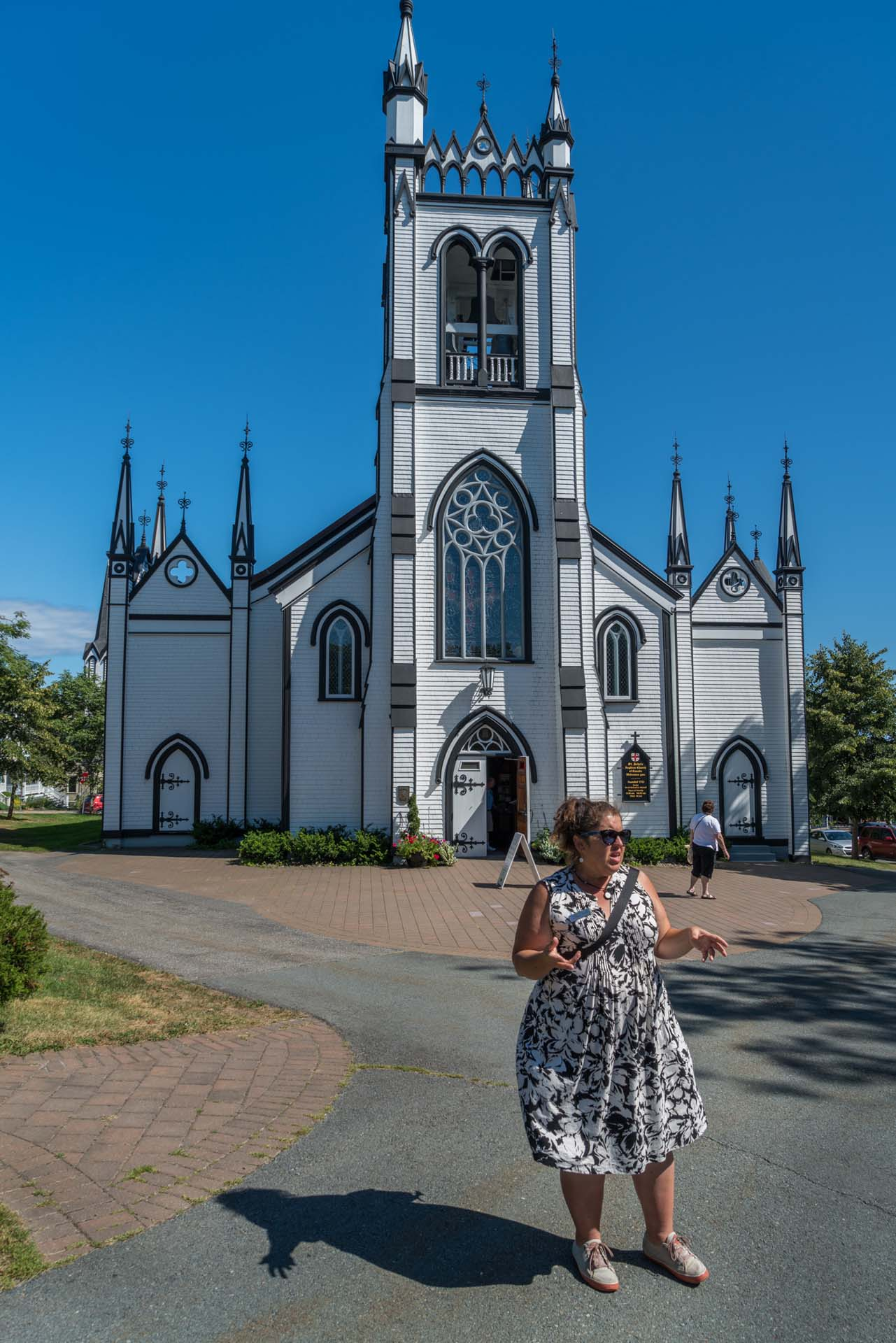 Lunenburg walking tour guide