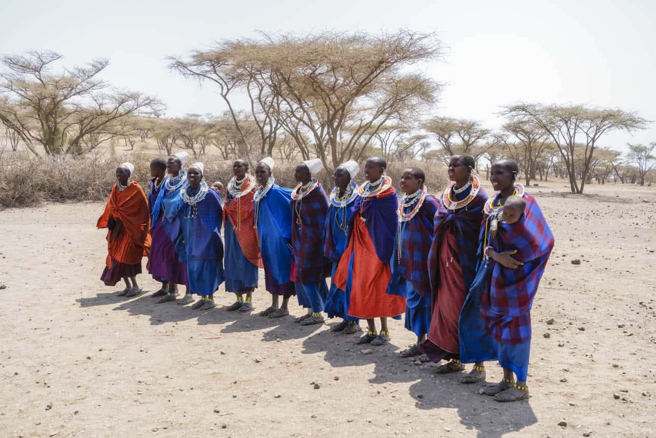 Maasai-tribe-visit-14
