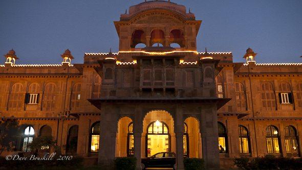 Maharaja-palace-india