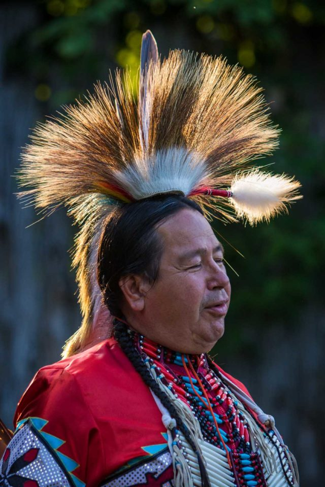 First nations experiences on Manitoulin Island