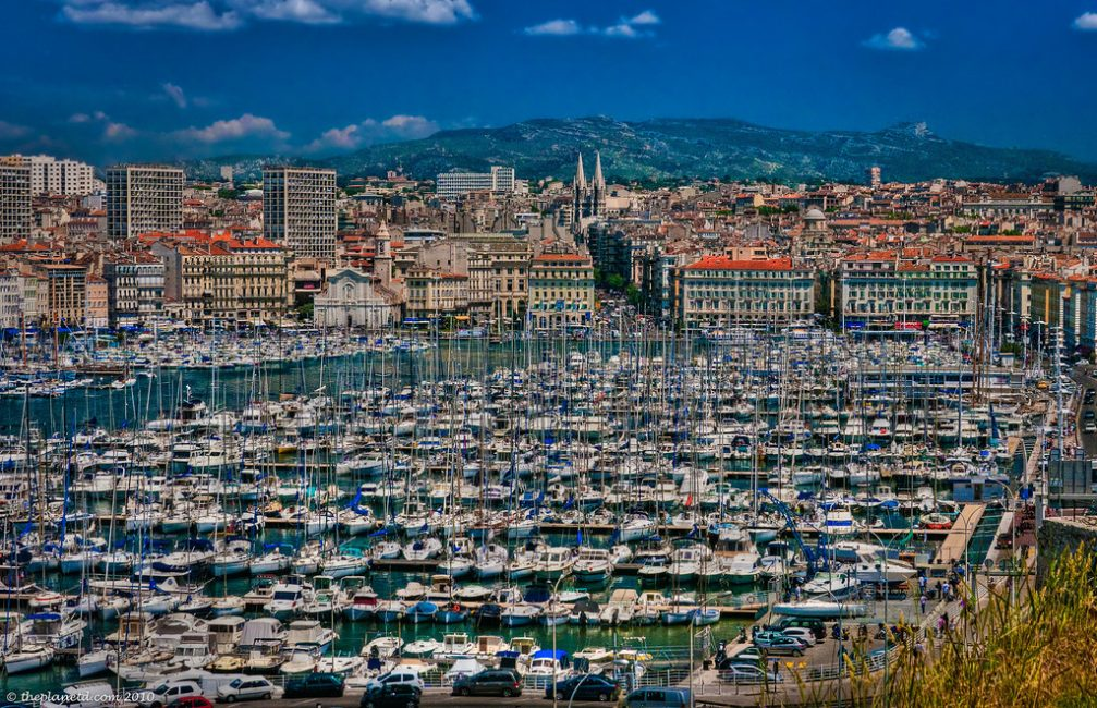 Marseilles, French Port at it's Finest