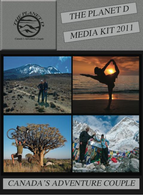 media kit 2011 theplanetd