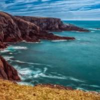 Mizen Head in County Cork Ireland along the Wild Atlantic Way