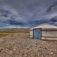 Mongolia-ger-Camp