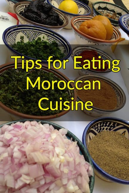 Moroccan Cuisine – What to Eat and How to do it