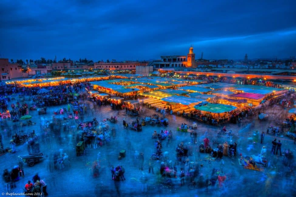 Morocco Travel Guide The Planet D Adventure Travel Blog