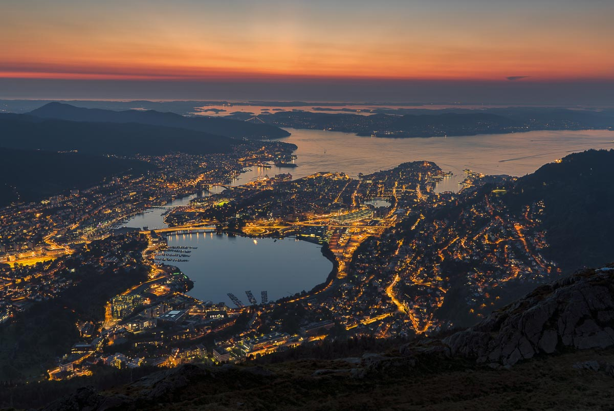 Most Beautiful Cities in Europe | Bergen Norway