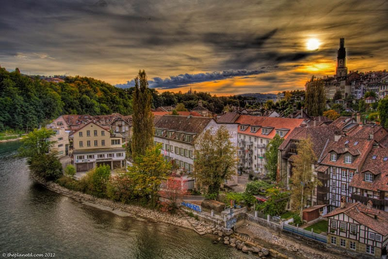 Most Beautiful Cities in Europe: Bern, Switzerland