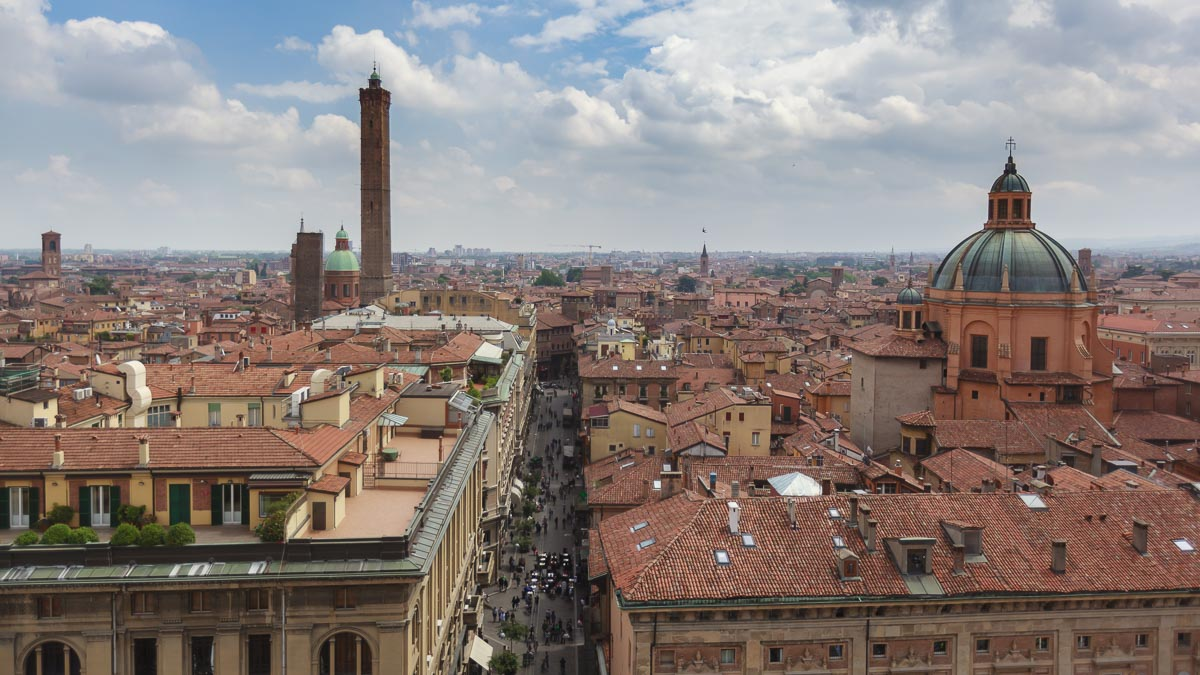 Most Beautiful Cities in Europe | Bologna