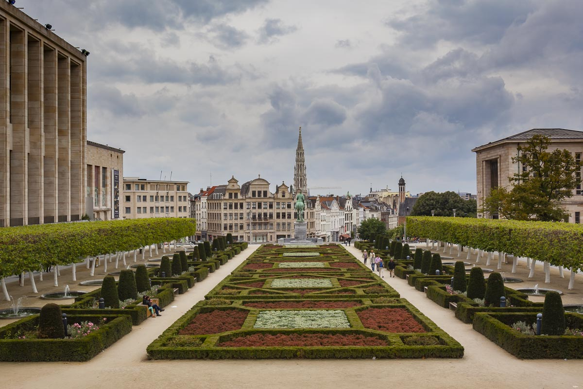 Most Beautiful Cities in Europe | Brussels