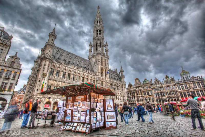 Most-Beautiful-Cities-in-Europe-Brussels
