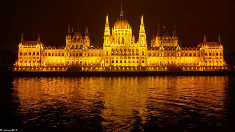 Most beautiful Cities in Europe: Budapest, Hungary