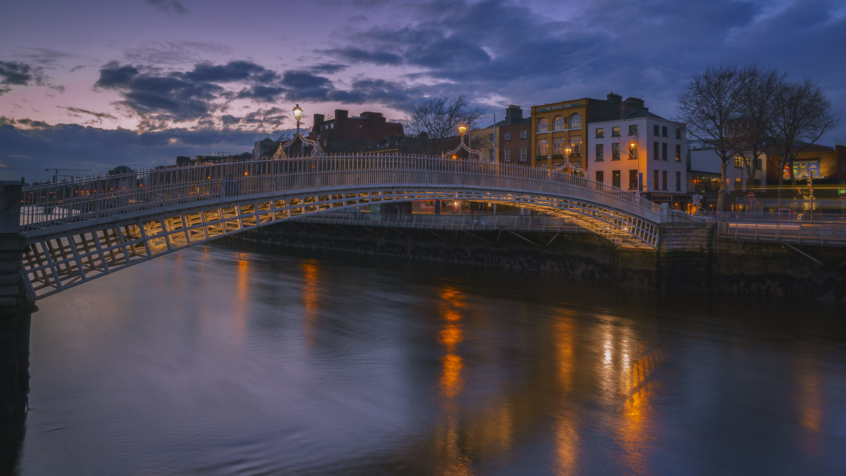 beautiful cities dublin