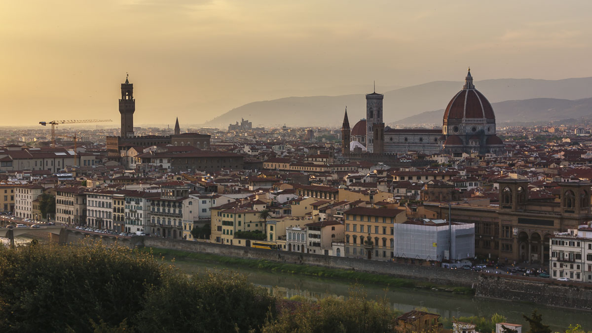 Most Beautiful Cities in Europe Florence