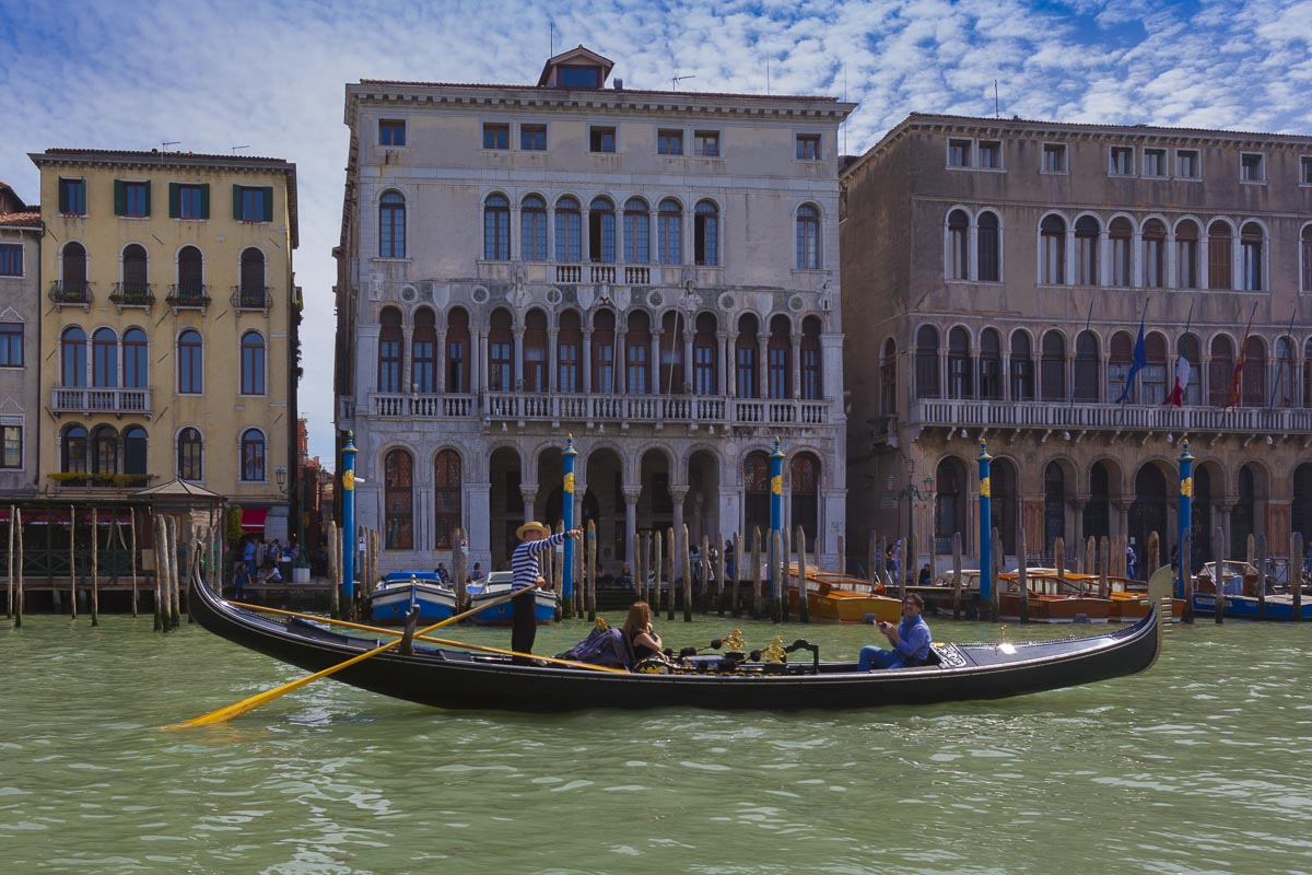 Most Beautiful Cities in Europe: Venice, Italy