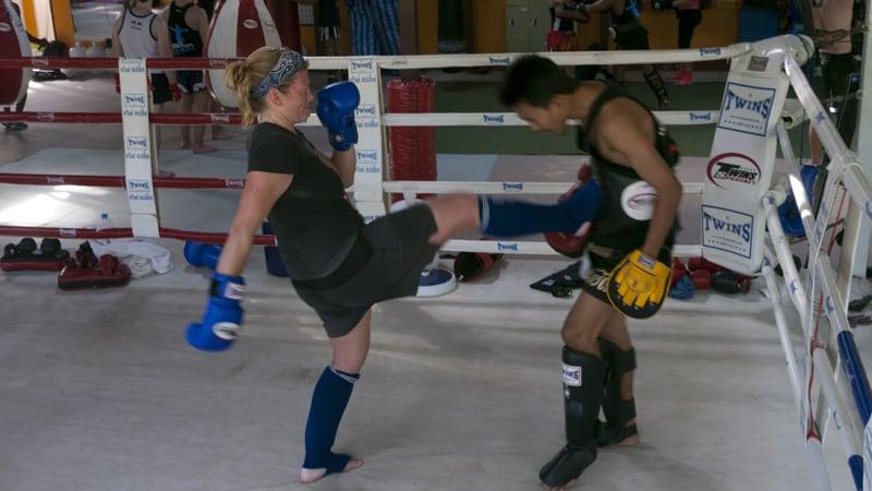 Muay Thai Training Phuket