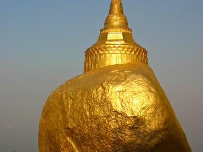 Kyaiktiyo Pagoda – The Golden Rock of Myanmar