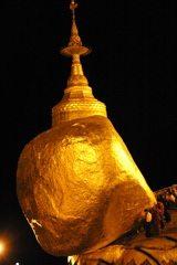 Myanmar-Golden-Rock-Treasure-Night