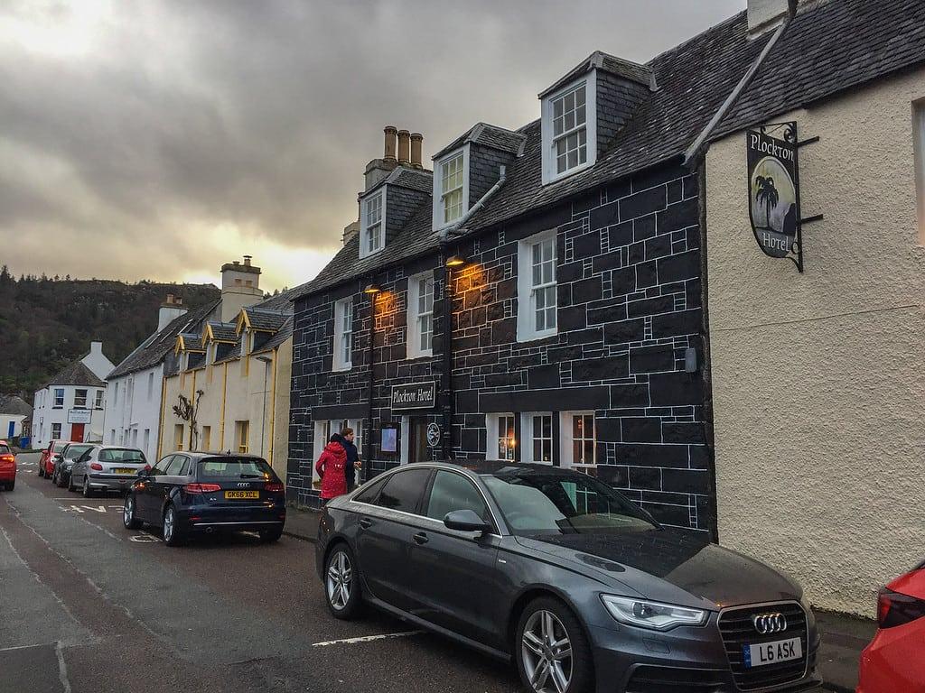 plocton hotel scotland
