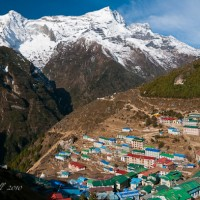 Namche-Bazaar-everest-base camp-trek
