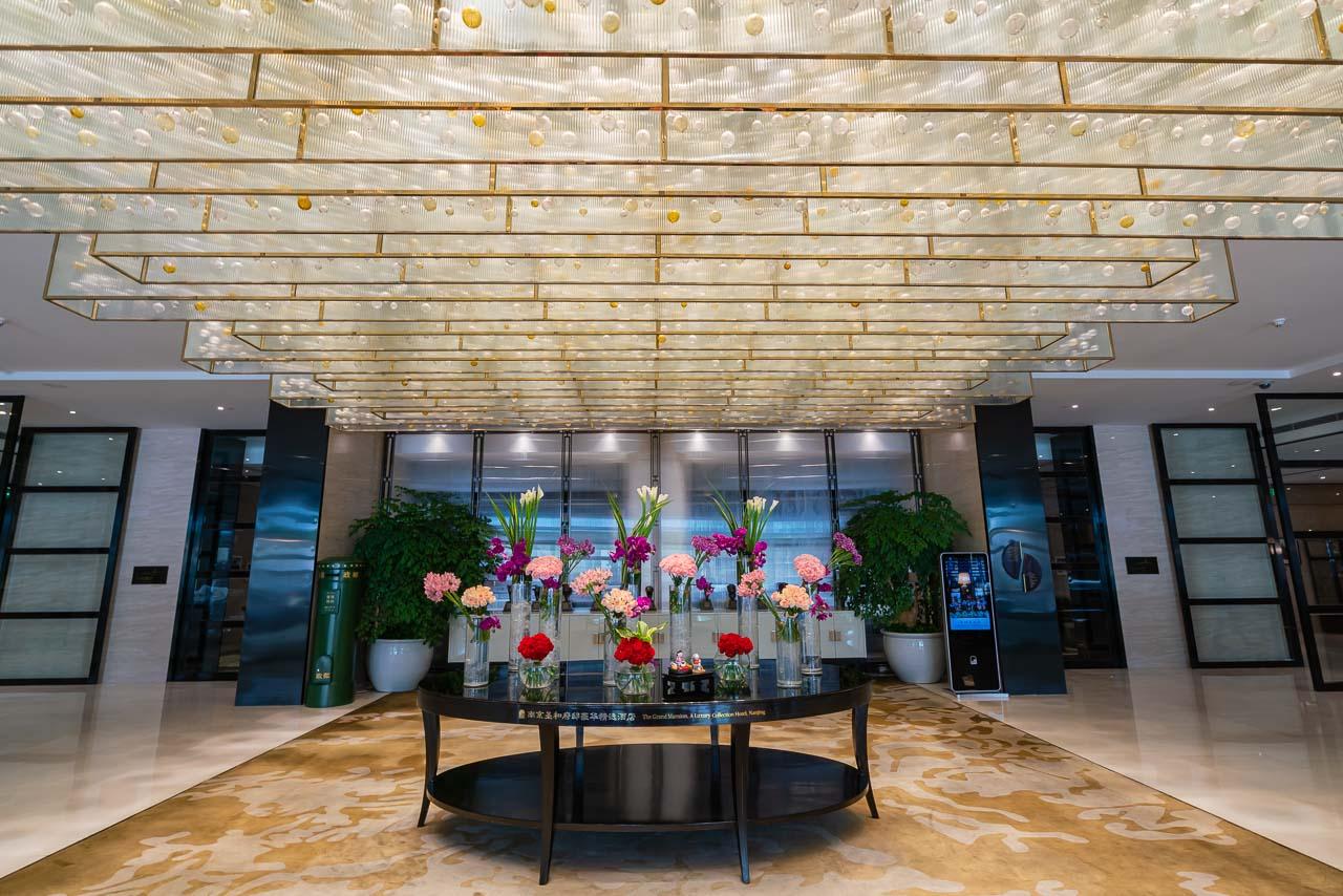 Grand Mansion Hotel in Nanjing