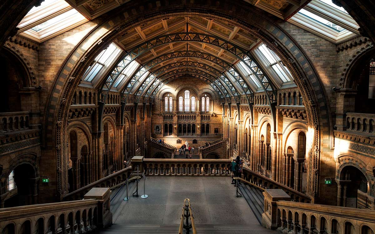 Natural History Museum 3 Days in London 3 day London itinerary England