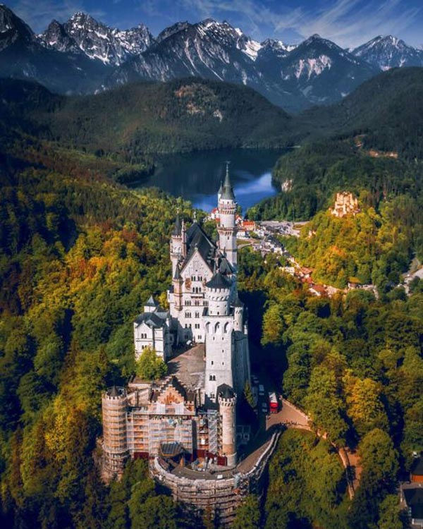 Best Places in Europe Germany
