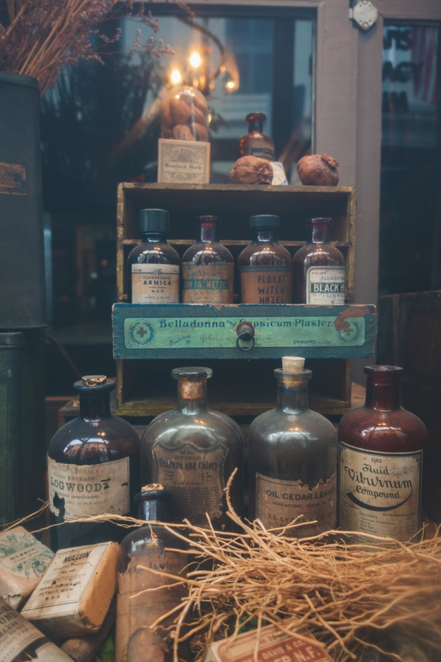 pharmacy museums new orleans