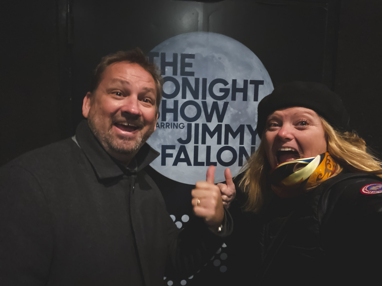 things to do near times square - jimmy fallon