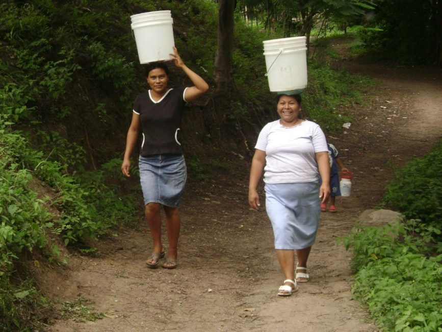 Women Carrying our Water