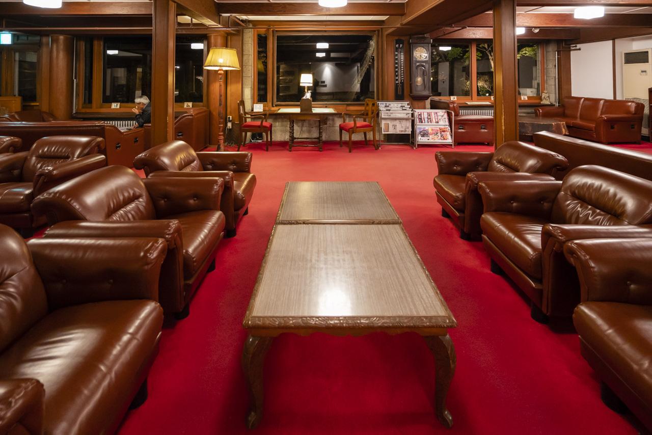 Nikko Kanaya Hotel Lounge