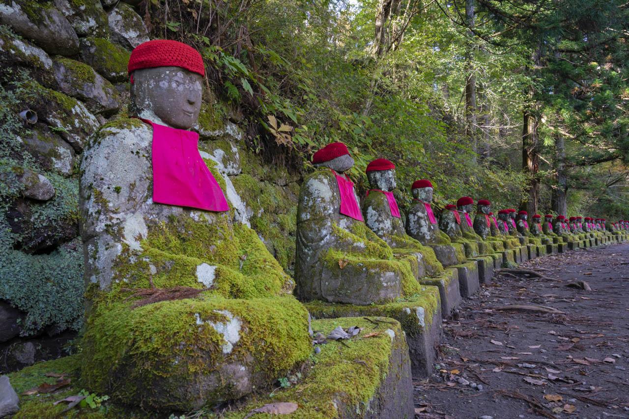 Kanmangafuchi Abyss Statues