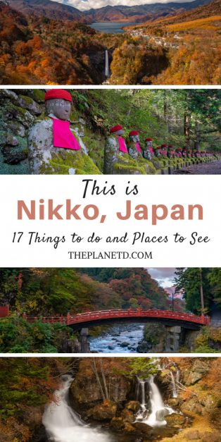 Nikko Japan Pinterest