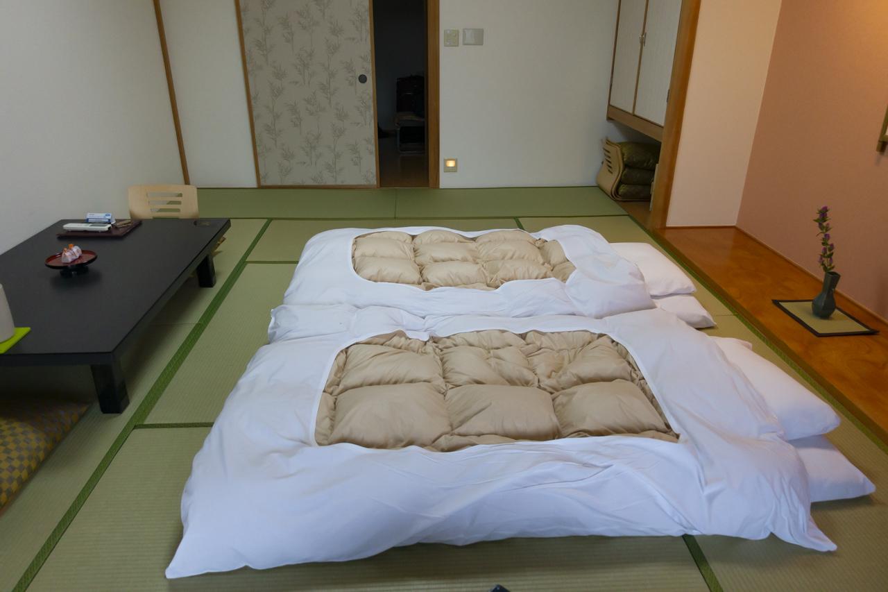 Tatami Room Nikko Japan