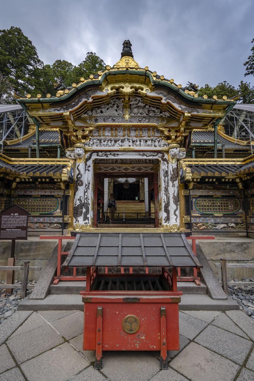 Nikko Japan Toshogu Shrine