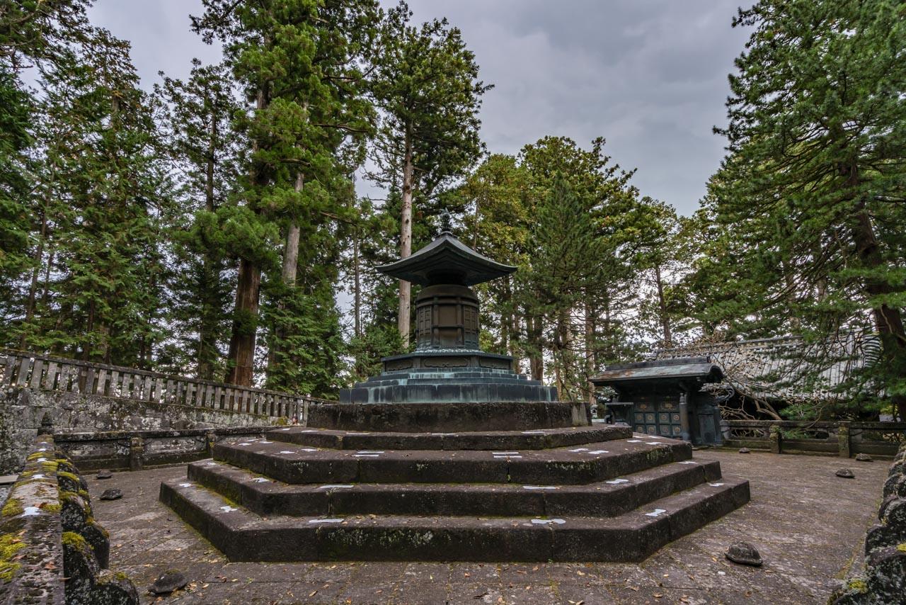 Toshogu Inner Shrine nikko Japan