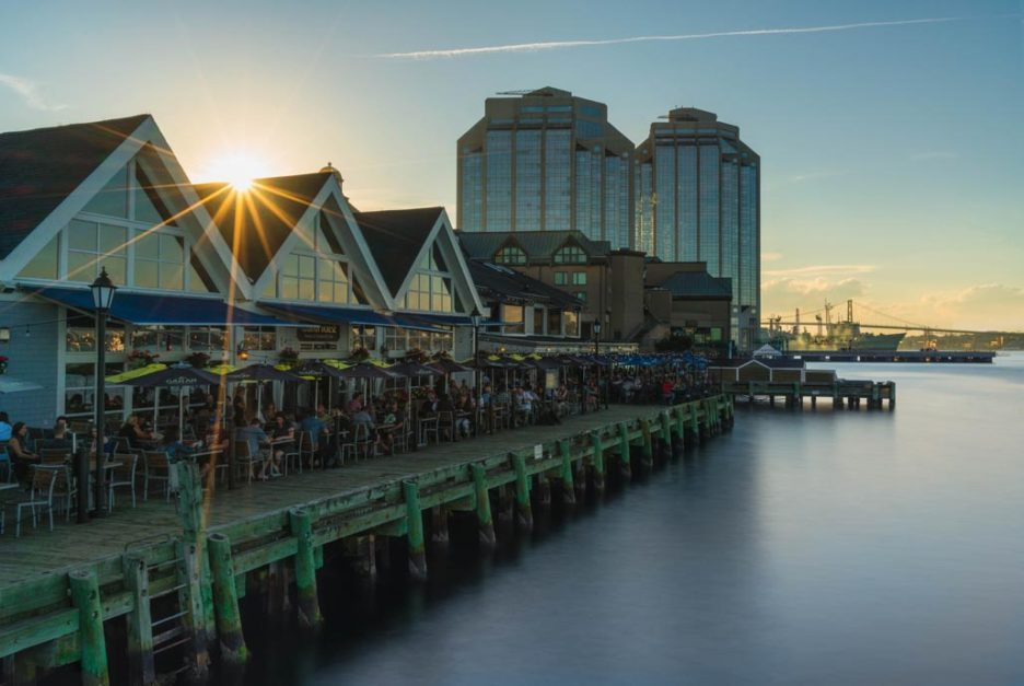what to do in halifax waterfront view