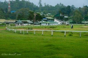 The Race Track of Nuwara elyia