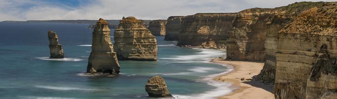 twelve apostles australia oceana travel