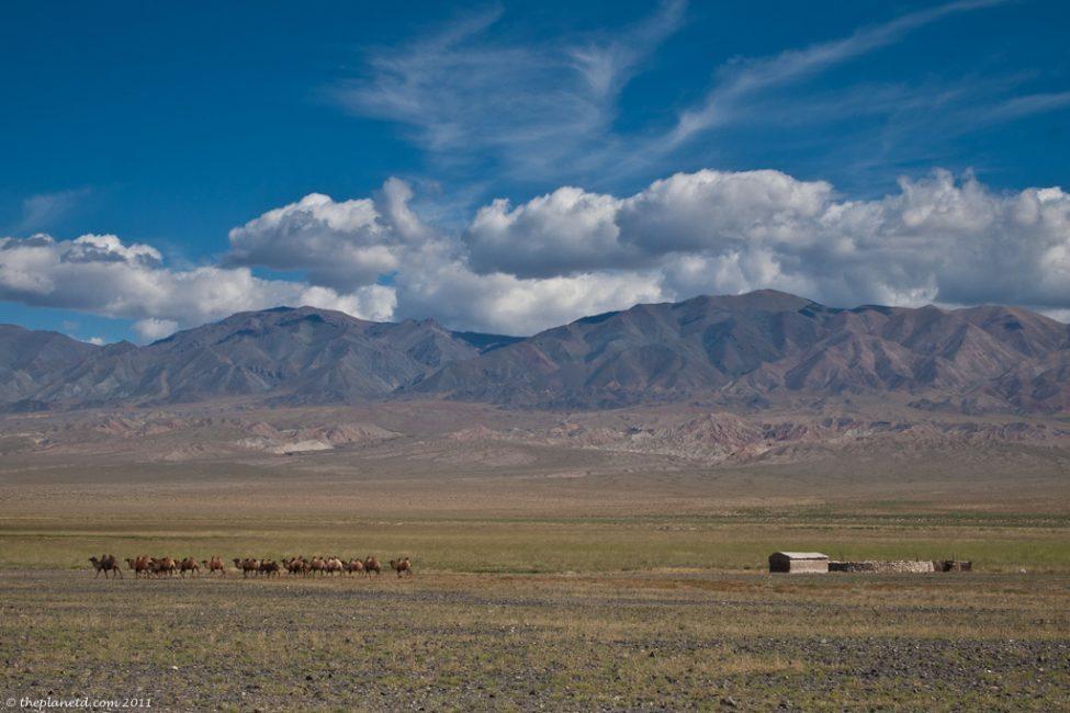 mongolia pictures landscape