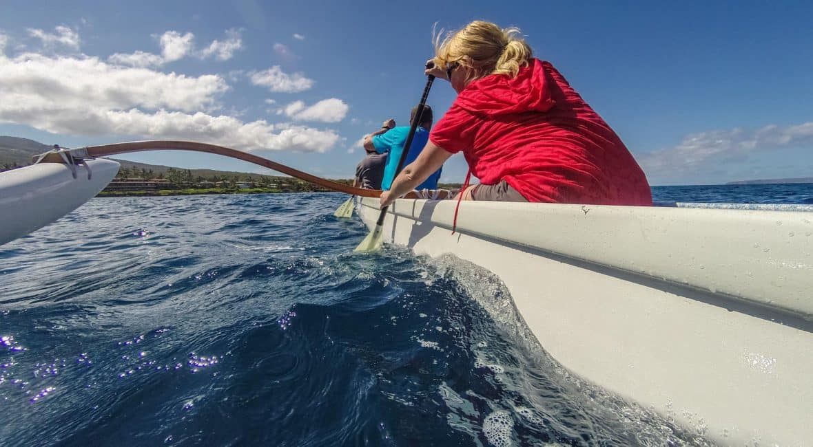 Outrigger Canoe – Maui's Perfect Cultural Adventure Tour