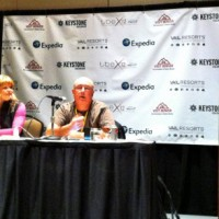 panelists at TBEX conference