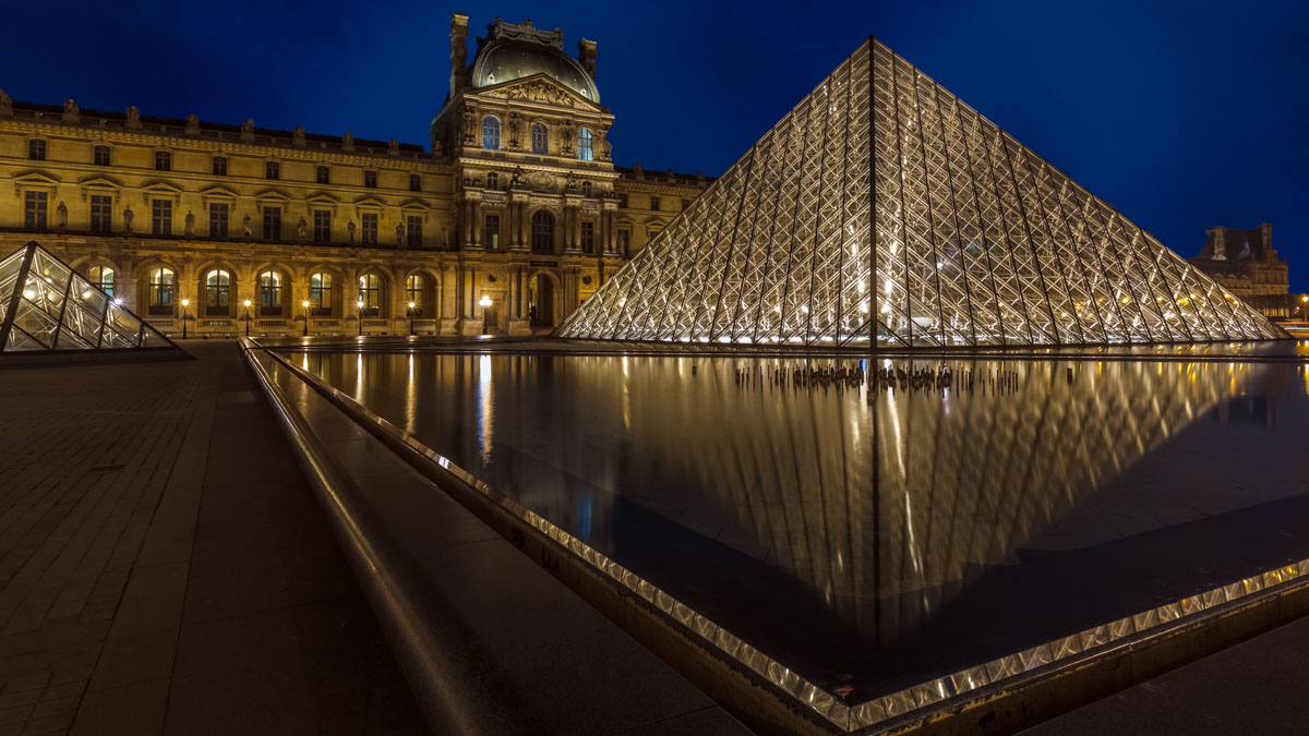 Paris Itinerary for 3 Days Louvre Museum