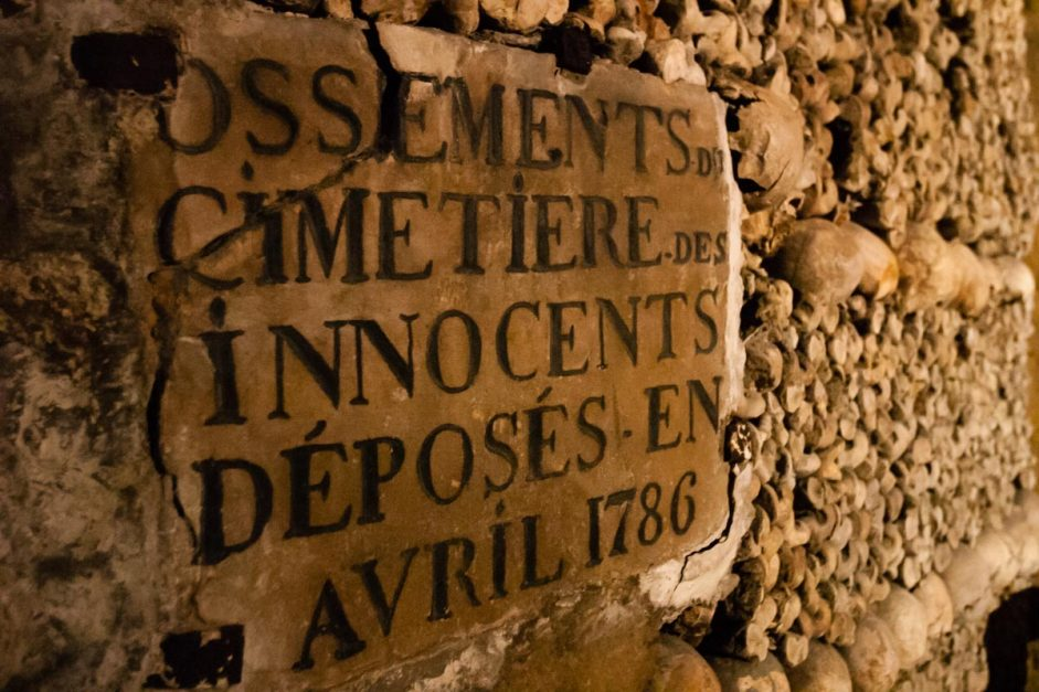 Catacombs of Paris Itinerary #6