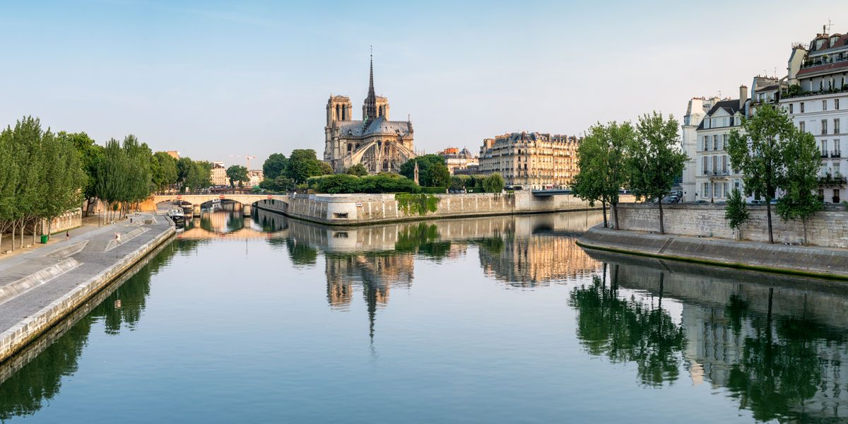 Paris Itinerary number one Ile de La Cite