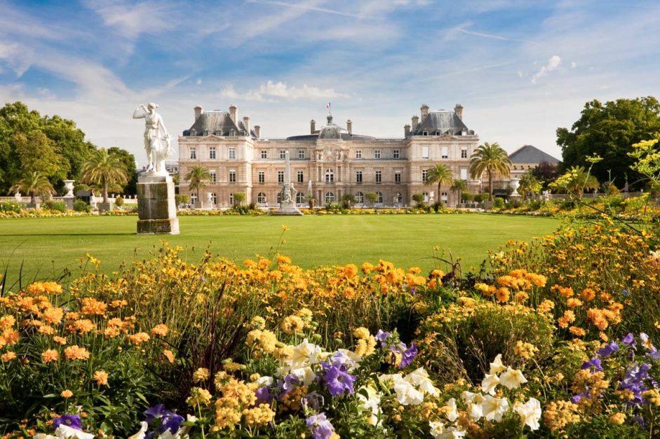 PAris Itinerary Jardin du Luxembourg