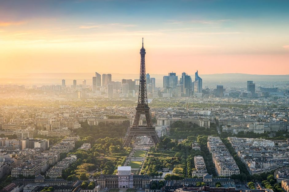 Paris Itinerary in 3 Days