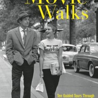 Paris movie walks book cover